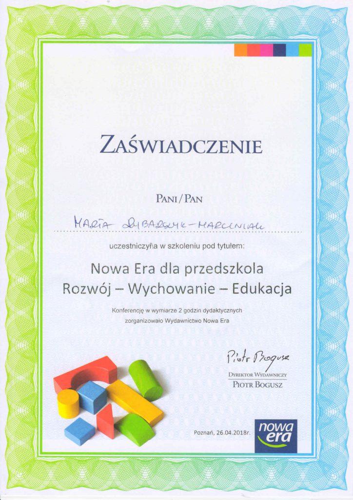 certyfikat-nowa-era-dla-przedszkola